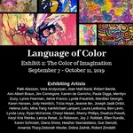 Mardilan Georgio - Language of Color - The Color of Imagination