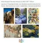 Mardilan Georgio - SFVACC Open Art Exhibit