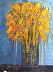 Yellow Flowers by Ian Duvenhage