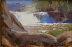 Cumberland Falls View by Bill Fletcher