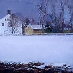 Bill Fletcher - Painting the Exquisite Beauty of Snow