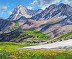 Capitol Peak-Silver Creek Pass by Lanny Grant