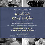 Susan Patton - Dorroh Lake Retreat Workshop