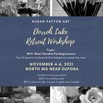 Susan Patton - Dorroh Lake Retreat Workshop