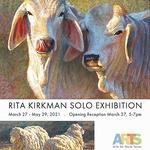 Rita Kirkman - Solo Exhibition - Kindred Spirits