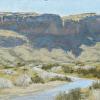 Cliffs Along the Rio Grande