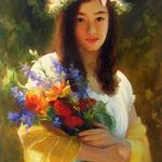 Sherri Aldawood - Richeson 75 Figure/Portrait Exhibit