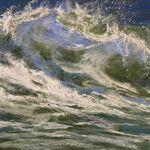 Dina Gardner - California Art League 2021 International Spring Exhibit �Sublime�