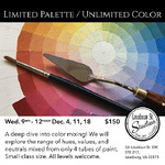 Carol Buswell - Limited Palette / Unlimited Color