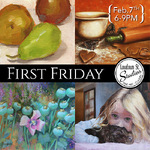Carol Buswell - First Friday February 2020
