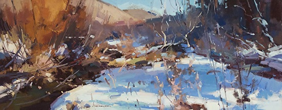 Winter Meanderings -