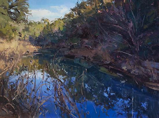 Comanche Creek - Oil