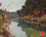 Autumn Calm by Jill Carver Oil ~ 24 x 30