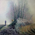 Last Things by Bob Russin Pastels