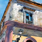 RIC DENTINGER - Watercolor Virtual Wednesdays