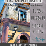 "Ric Dentinger - ""Painting Watercolor with Passion and Drama"""