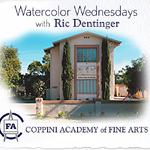 Ric Dentinger - Watercolor Wednesdays
