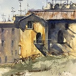 Antonio Darden - New Mexico Watercolor Society