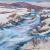 """Snow Day 4"" (Cogan's Bend)"