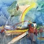 Minnie Valero - JONES GALLERY AUGUST ART SHOW
