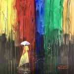 Minnie Valero - SINGING IN THE RAIN