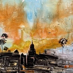 Minnie Valero - San Diego Watercolor Society August Juried Show