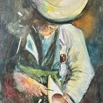 Minnie Valero - San Diego Watercolor Society Member Show