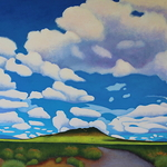 Gayle Faucette Wisbon - Happy Little Clouds: Skyscapes of New Mexico