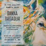 Danna Tartaglia - Winslow Art Center Featured Artist