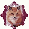 Colista's Fox Ornament