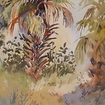 Heather McCullough - Plein Air Watercolor Class