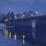 Sandy O'Connor - Hudson Valley Art Association's 88th National Exhibition