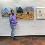 Rebecca Martin - East Boulder Rec Center Show