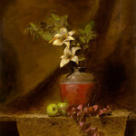 George Ceffalio - Painting The Still Life