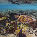 Marilyn Wear - American Society of Marine Artists 18th National Exhibition
