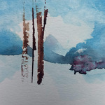 LINDEN KIRBY - WATERCOLOR WORKSHOP: 21 Techniques to Create Beautiful Watercolor