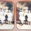 Children, Vintage Photo, Digital Restoration by Kathleen Casey  ~  x