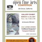 Lucinda Johnson - Elk Grove 9th Annual Open Art Exhibition