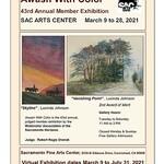 Lucinda Johnson - 43rd Annual Awash With Color, Watercolor Artists of Sacramento Horizons Membership Show