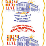 David Drinon - Essex Art Center, grand reopening salon show