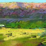 Barbara Churchley - Creating Dynamic Landscapes