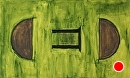 "St. Patrick's Day by Bill Brown Acrylic ~ 36"" x 60"""