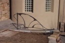 Private Railings by Bill Brown Steel ~ 8' x 14' -21'