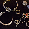 Silver  Bracelets,  Rings, Cuff-Links by Denise Marie Brown Silver ~  x