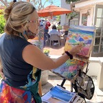 Cherry Sweig - Saturday Demos at The Perry Gallery