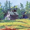The Cabin By The Estuary-Acadia