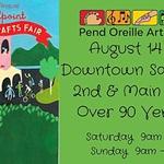 Lori Wallin - Pend Oreille Arts Council�s 49th Annual Arts & Crafts Fair
