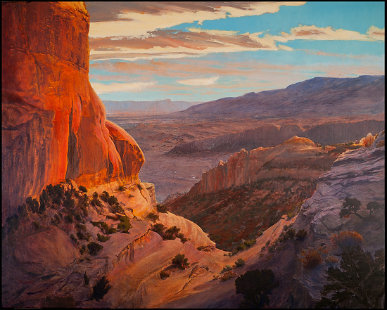 Good Morning Again, Grand Junction - Oil