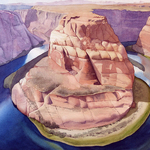 Jane Fritz - 46th Western Federation of Watercolor Societies Exhibition