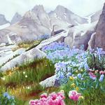 Jane Fritz - New Mexico Watercolor Society Fall 2020 Exhibition